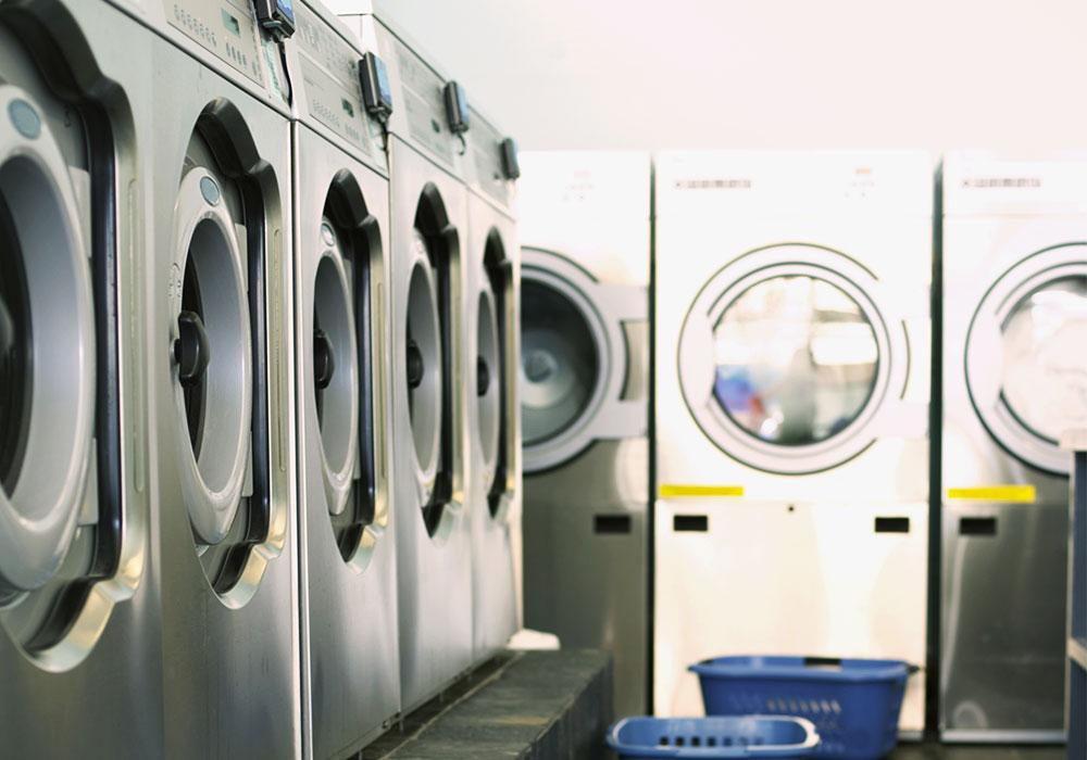 laundry house amenities